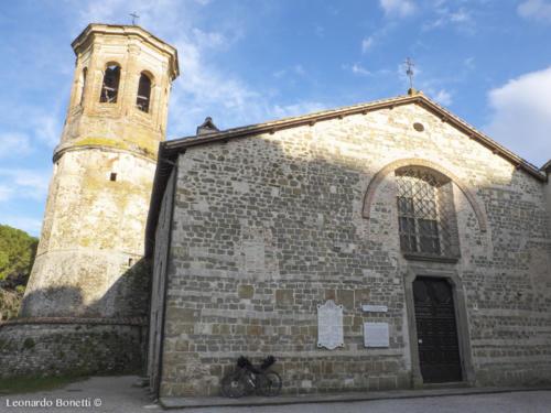 Abbazia camaldolese di San Salvatore - Umbertide