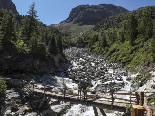 Attraversamento torrente Tristenbach