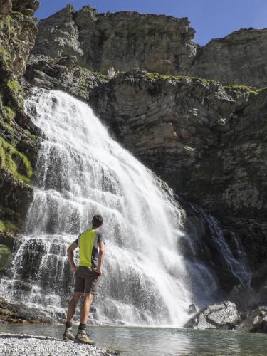 Cascada Canon d'Ordesa