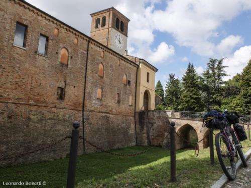 Castello di Ostiano.