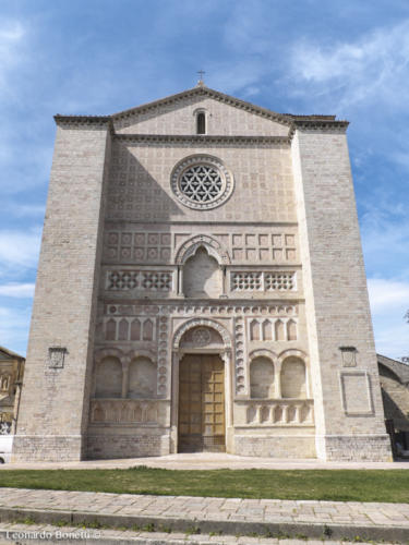 Chiesa di San Francesco al Prato - Perugia