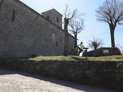 Chiesa di San Michele Arcangelo a Badia Tedalda