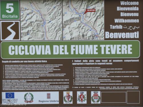 Ciclabile del fiume Tevere - Bicitalia 5
