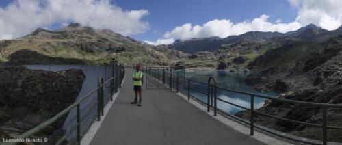 Diga lago di Careser - Val di Pejo