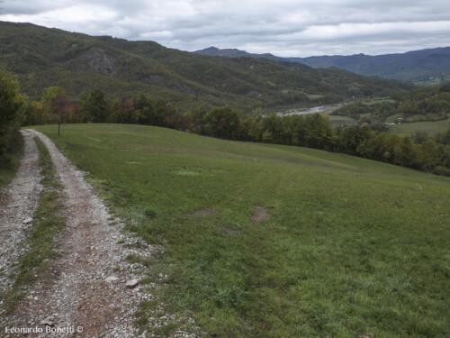 Escursioni in val Nure - Seconda tappa Via degli Abati