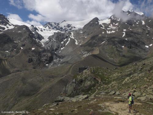 I rifugi della Val di Pejo. Rifugio G. Larcher al Cevedale