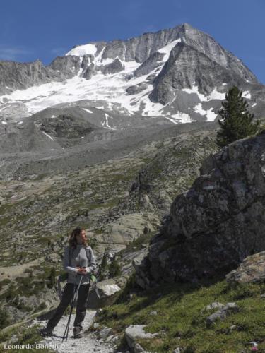 I 3000 delle Vedrette di Ries. Cima WIldgall e monte Collalto