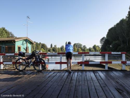 I fiumi ciclabili del nord Italia. Il fiume Oglio.