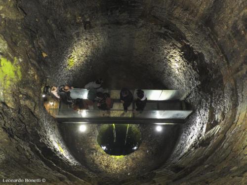 Il pozzo etrusco di Perugia