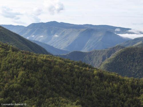 Montagne dell'alta val Trebbia