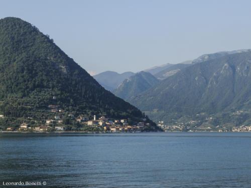 Monte Isola. Lago d'Iseo.