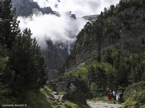 Paesaggio montano - Pirenei