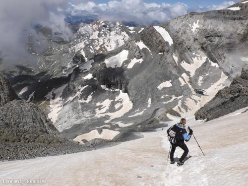 Paesaggio monte Perdido