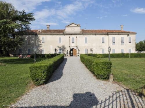 Palazzo Oldofredi a Calcio.