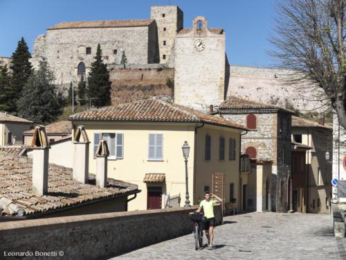 Passeggiando per Verrucchio - Rocca Malatestiana