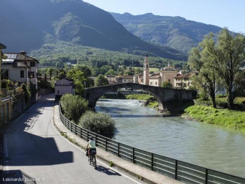 Ponte Romano di Montecchio a Esine.