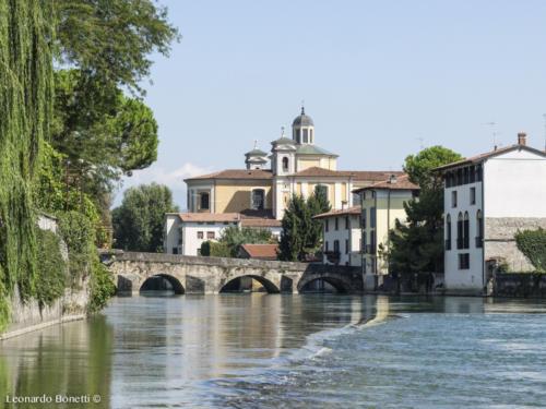 Ponte romano di Palazzolo sull'Oglio.