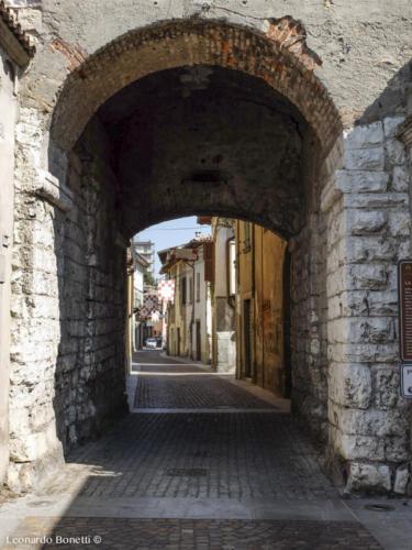 Porta di Bergamo di Palazzolo sull'Oglio.