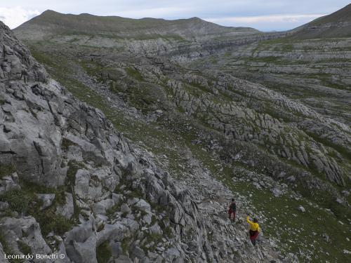 Sentieri rocciosi Pirenei