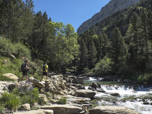 Sentiero valle d'Ordesa