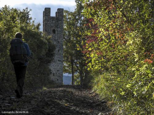 Torre di Sant'Antonino - Via degli Abati