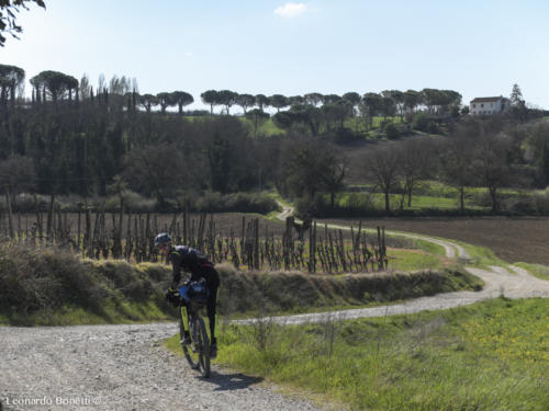 Viaggio in bici in Umbria